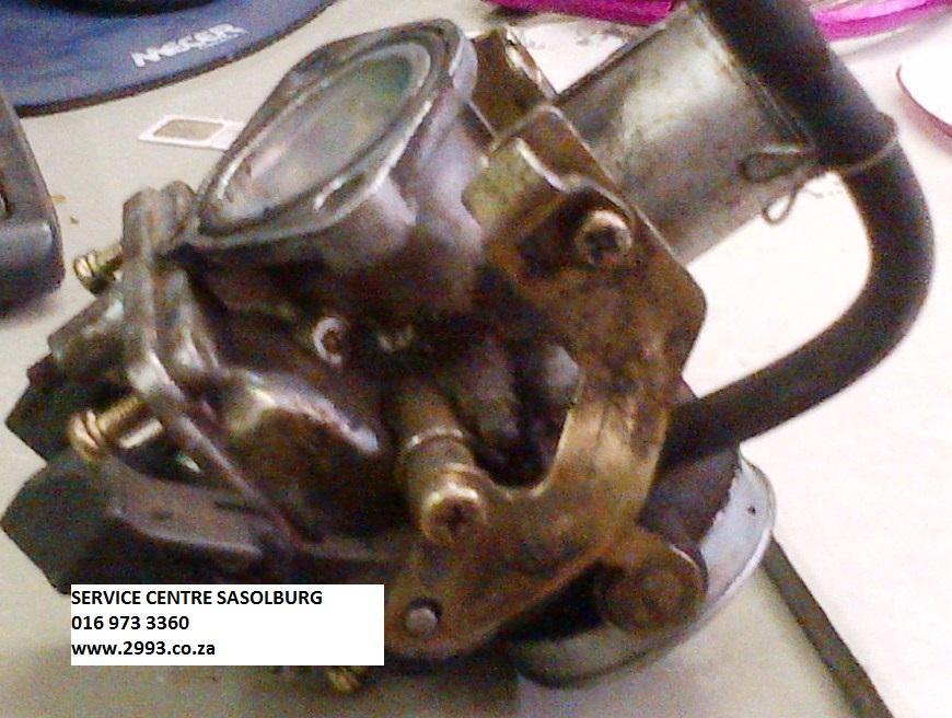 Vuka Tm200 Carburetor Repair