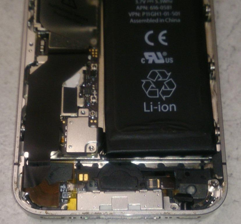 Iphone s4 Repaired